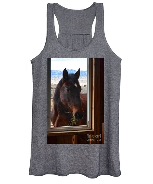 Hay There Women's Tank Top
