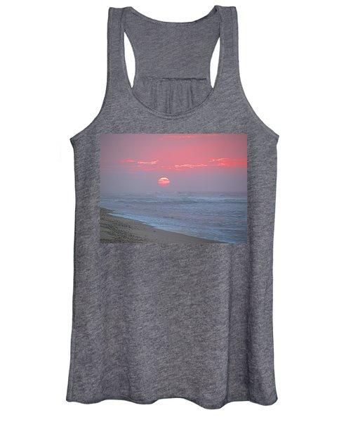 Hazy Sunrise I I Women's Tank Top