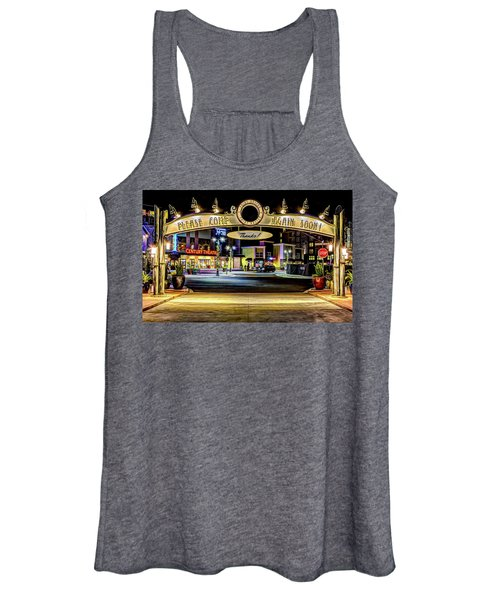 Hdr Of Point Ruston Come Again Soon Archway Women's Tank Top
