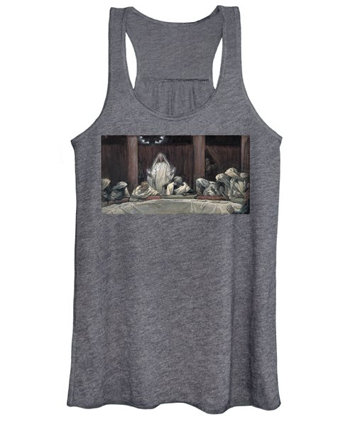 He Appeared To The Eleven Women's Tank Top