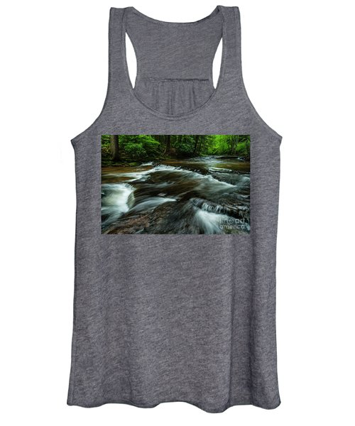 Headwaters Of Williams River  Women's Tank Top