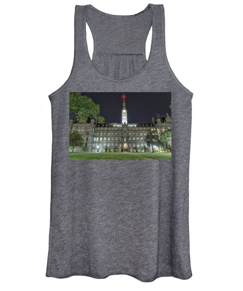 Healy Hall Women's Tank Top