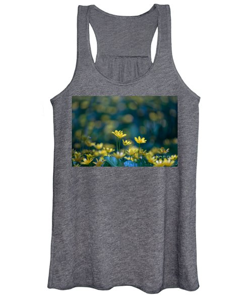 Heart Of Small Things Women's Tank Top