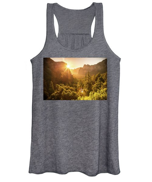 Heavenly Valley Women's Tank Top