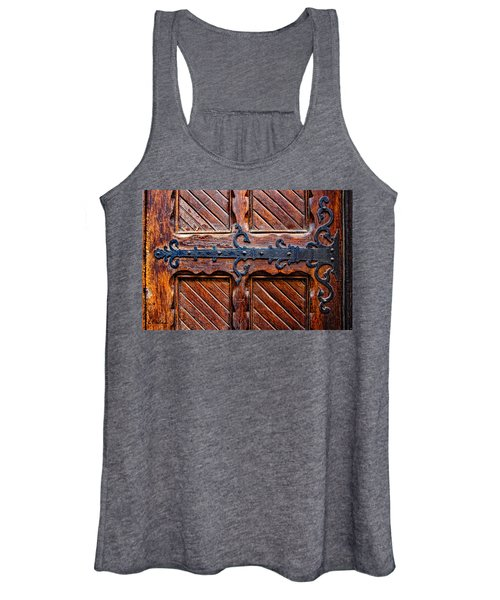 Heavy Duty Women's Tank Top