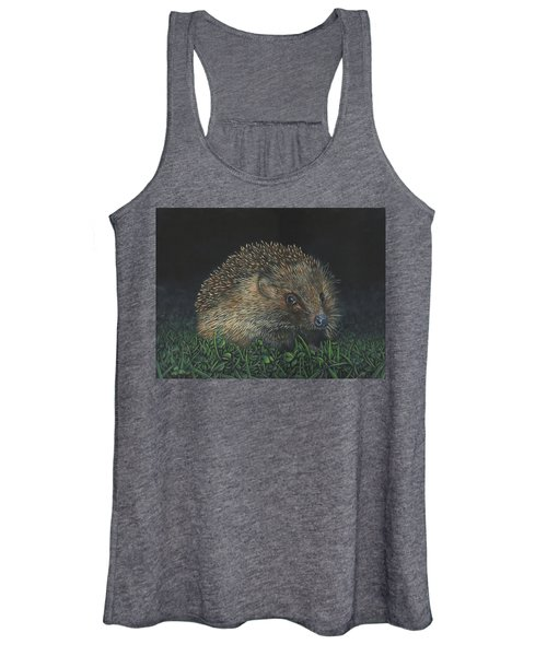 Hedgehog Women's Tank Top