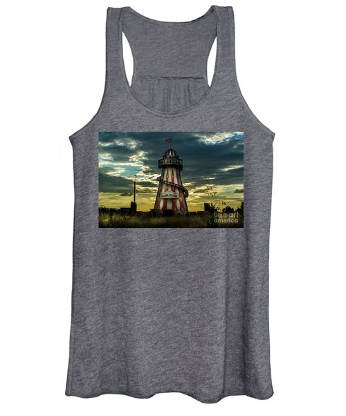 Helter Skelter Women's Tank Top