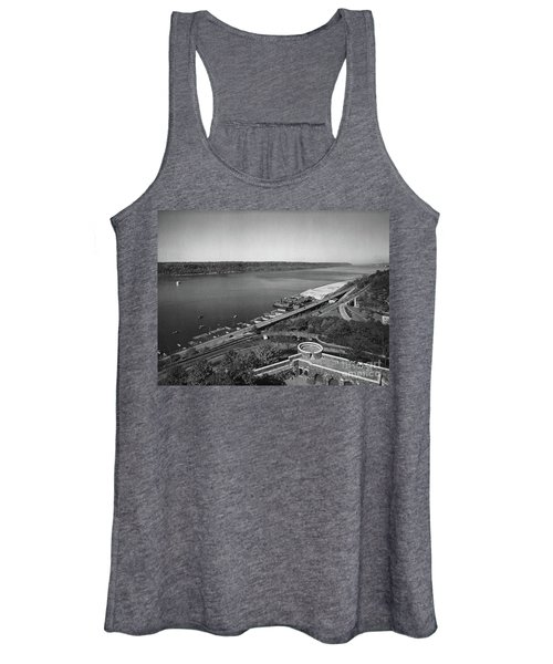 Henry Hudson Parkway, 1936 Women's Tank Top