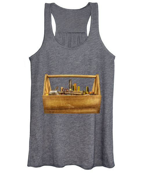 Henry's Toolbox Women's Tank Top