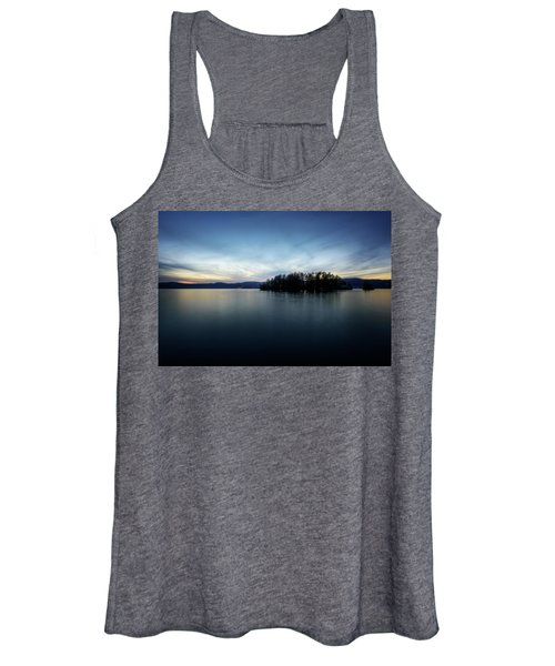 Hens And Chickens Islands Women's Tank Top