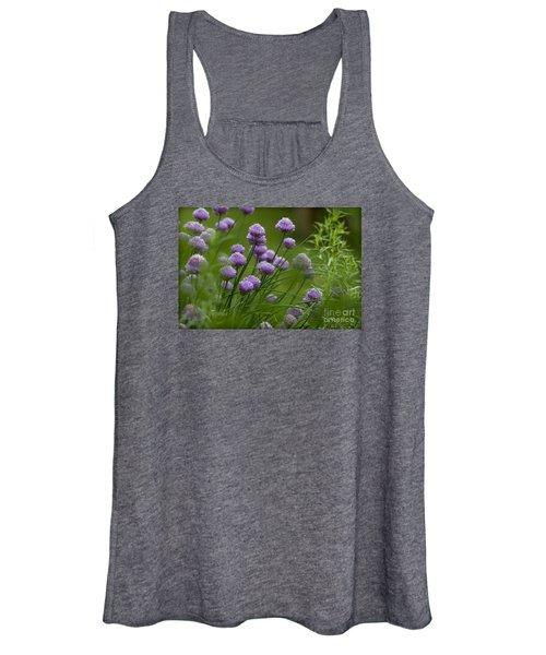 Herb Garden. Women's Tank Top