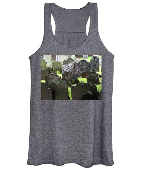 Here Lyeth Women's Tank Top