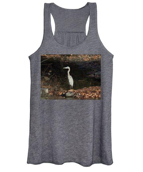 Heron  Women's Tank Top