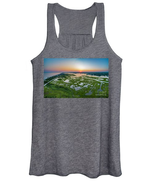 Hidden Beauty Pano Women's Tank Top