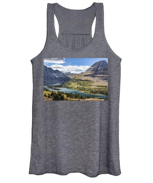 Hidden Lake Overlook Women's Tank Top