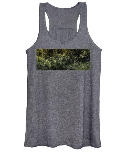 Hidden Wildflowers Women's Tank Top