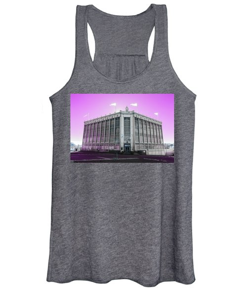 Higgins Armory In Infrared Women's Tank Top