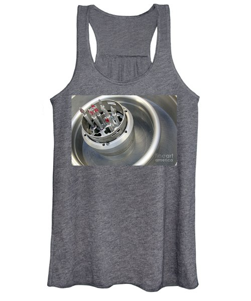 High Flux Isotope Reactor, Flux Trap Women's Tank Top
