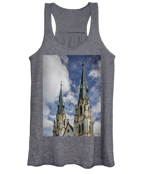Historic Architecture Women's Tank Top