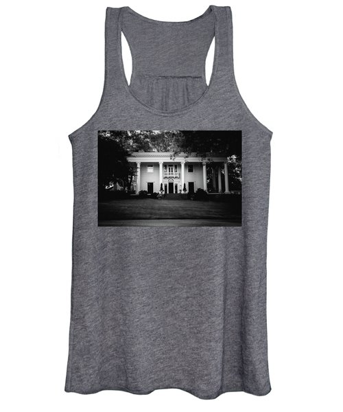 Historic Southern Home Women's Tank Top