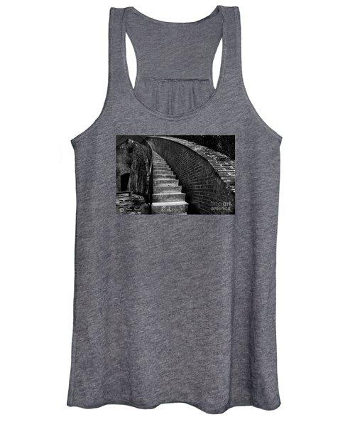 Historic Stairwelll Women's Tank Top