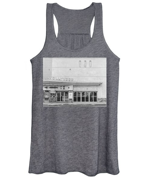 Hollywood Theater Marquee Women's Tank Top
