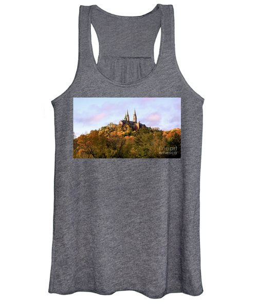 Holy Hill Basilica, National Shrine Of Mary Women's Tank Top