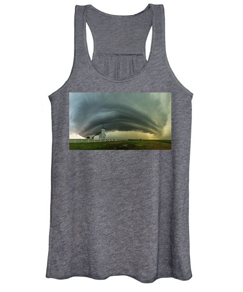Holy Supercell  Women's Tank Top