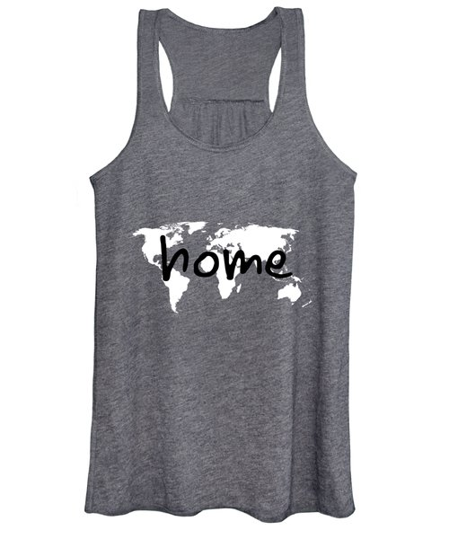 Home 1 Women's Tank Top