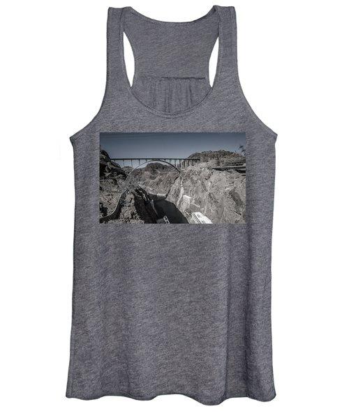 Hoover Dam Bridge Women's Tank Top