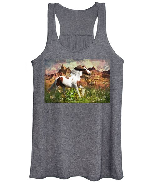 Horse Medicine 2015 Women's Tank Top