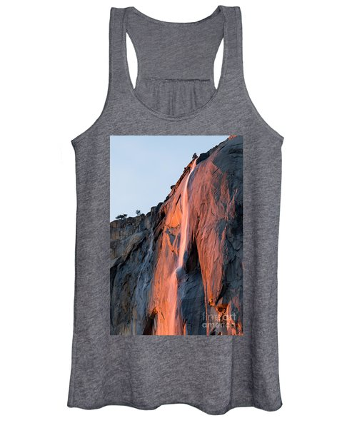 Horsetail Falls 2 Women's Tank Top