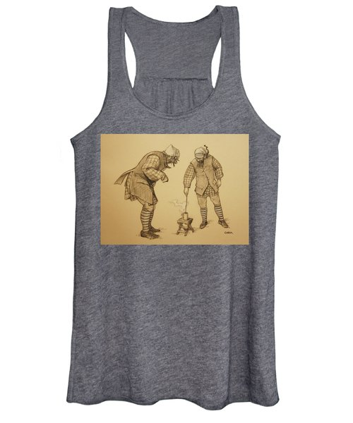 Hot Toddy Women's Tank Top