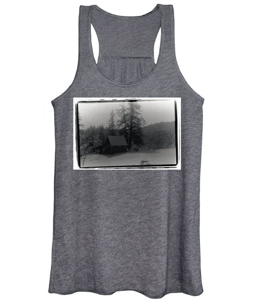 House And Horse Women's Tank Top
