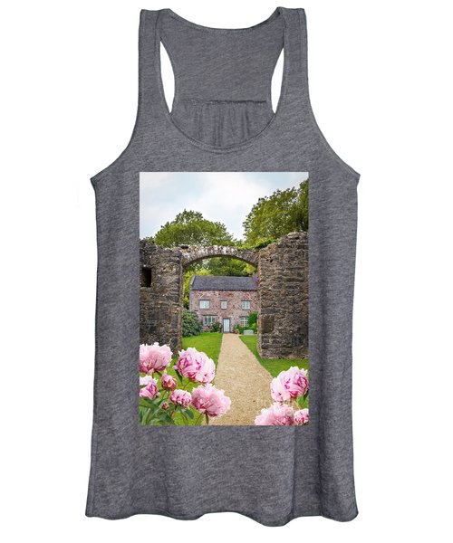 House In The Country Women's Tank Top