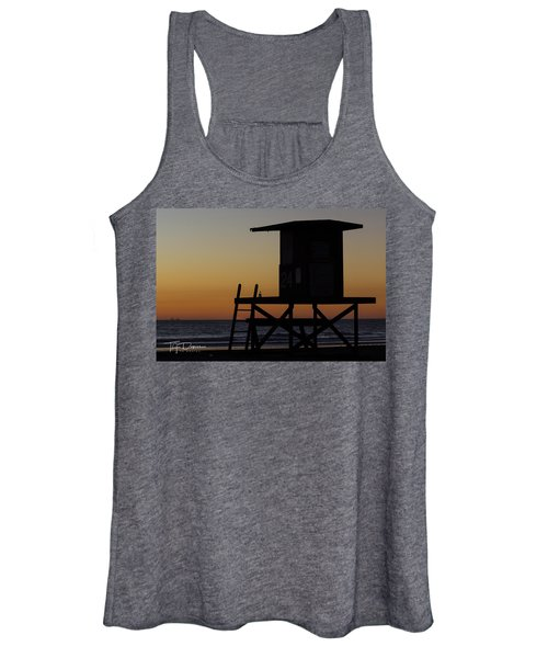 I Gave Up Drinking  Women's Tank Top