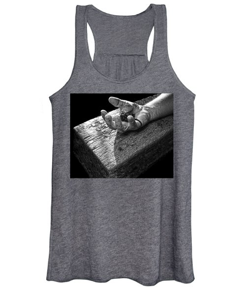 I Reached Out To You Women's Tank Top