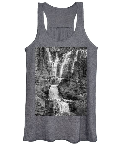 Icefields Waterfall Women's Tank Top