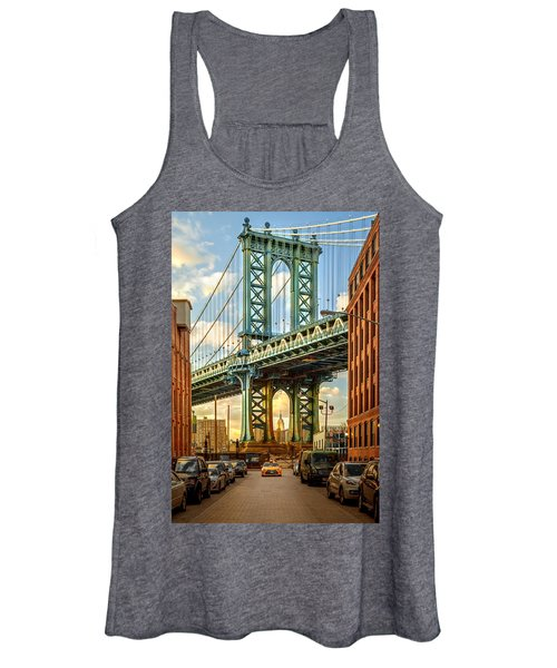 Iconic Manhattan Women's Tank Top
