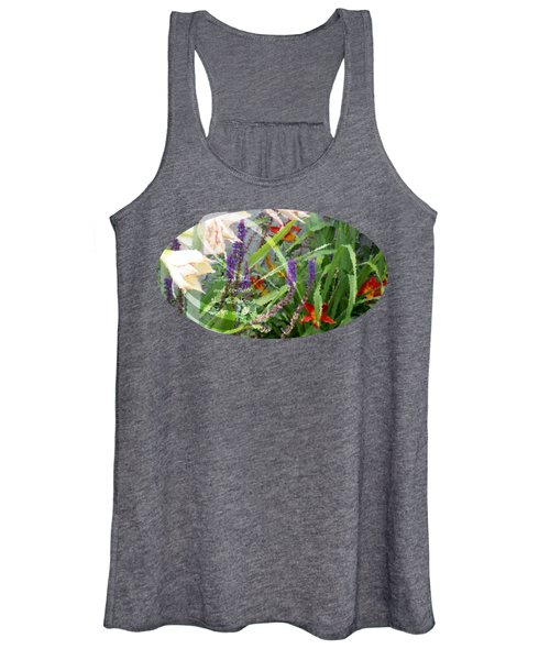If Flowers Could Talk - Verse Women's Tank Top