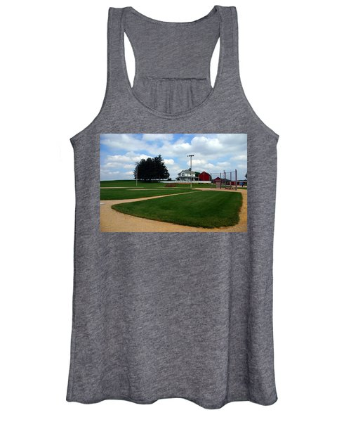 If You Build It They Will Come Women's Tank Top