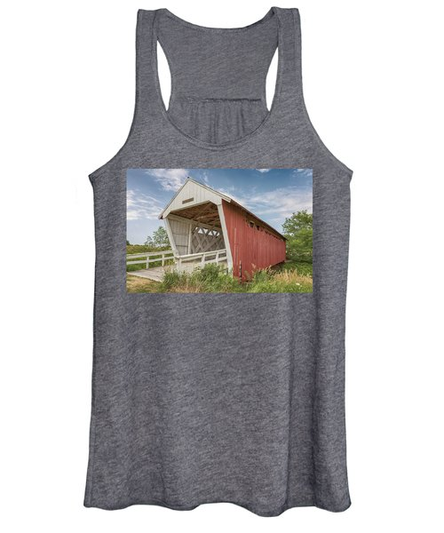 Imes Covered Bridge Women's Tank Top