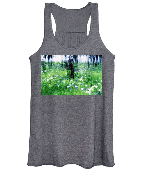 Impressionistic Photography At Meggido 1 Women's Tank Top