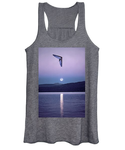 In The Air Tonight Women's Tank Top