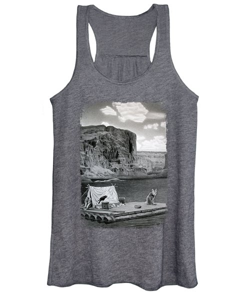 In The Grand Canyon Women's Tank Top