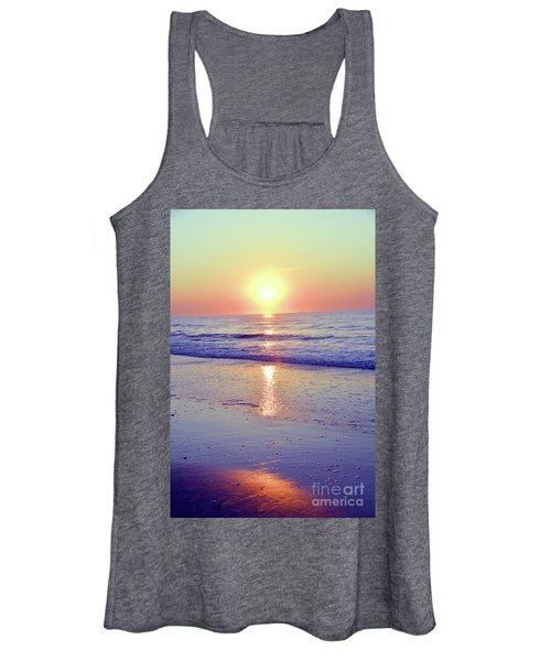 In The Morning Light Everything Is Alright Women's Tank Top