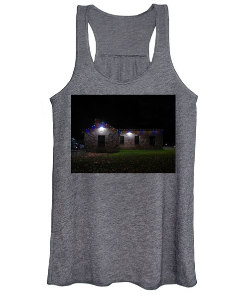 In The Shadows Women's Tank Top