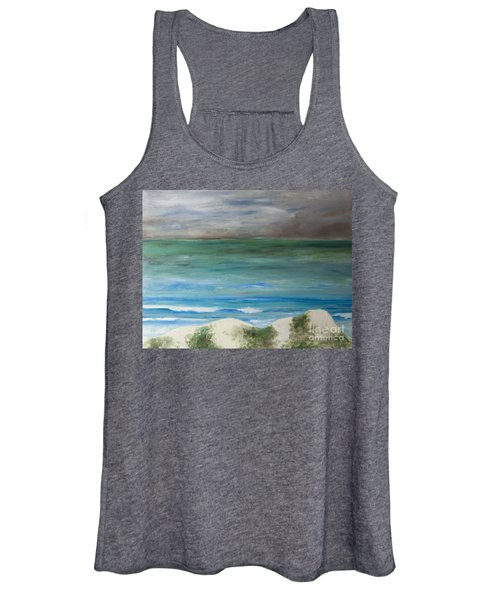 Incoming Weather Women's Tank Top