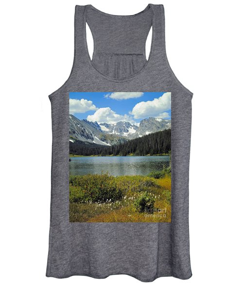 Indian Peaks Wilderness Area, Colorado Women's Tank Top