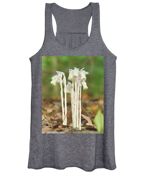 Indian Pipes Women's Tank Top